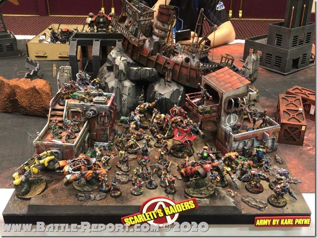 Armies of the 2020 Las Vegas Open (LVO) Warhammer 40,000 Grand Tournament