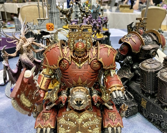 3 Lord of Skulls at the LVO, or How I learned to enjoy the Marine Meta