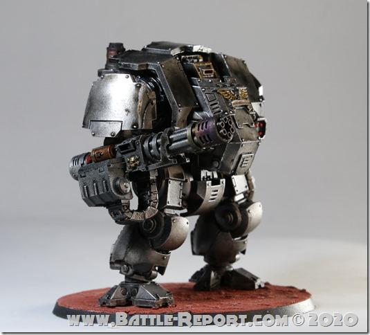 Primaris Redemptor Dreadnought by Milan (13)