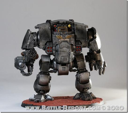 Primaris Redemptor Dreadnought by Milan (1)