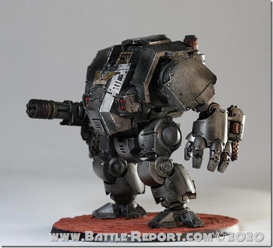 Primaris Redemptor Dreadnought by Milan (6)