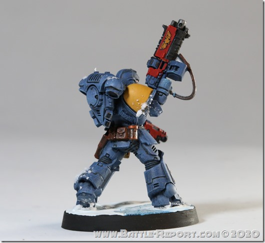 Space Wolves Primaris Lieutenant by Milan (9)