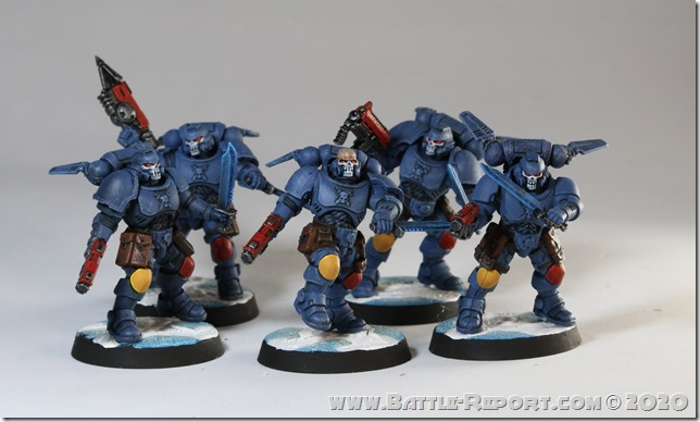 Space Wolves Primaris Reivers by Milan (12)