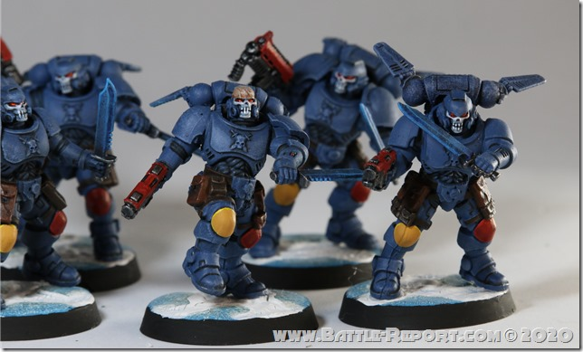 Space Wolves Primaris Reivers by Milan (14)