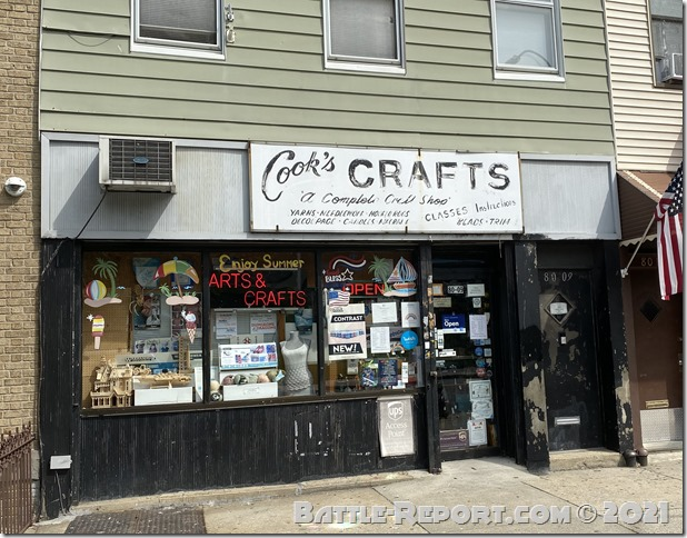 Cook's Arts & Crafts – Queens, New York
