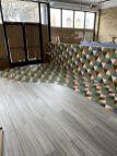 Cafe Rica Floor