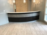 commercial front desk project