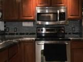 Kitchen finishes