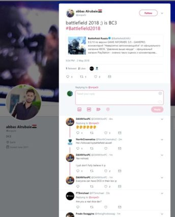 Battlefield 2018 é dito ser uma Battlefield Bad Company 3