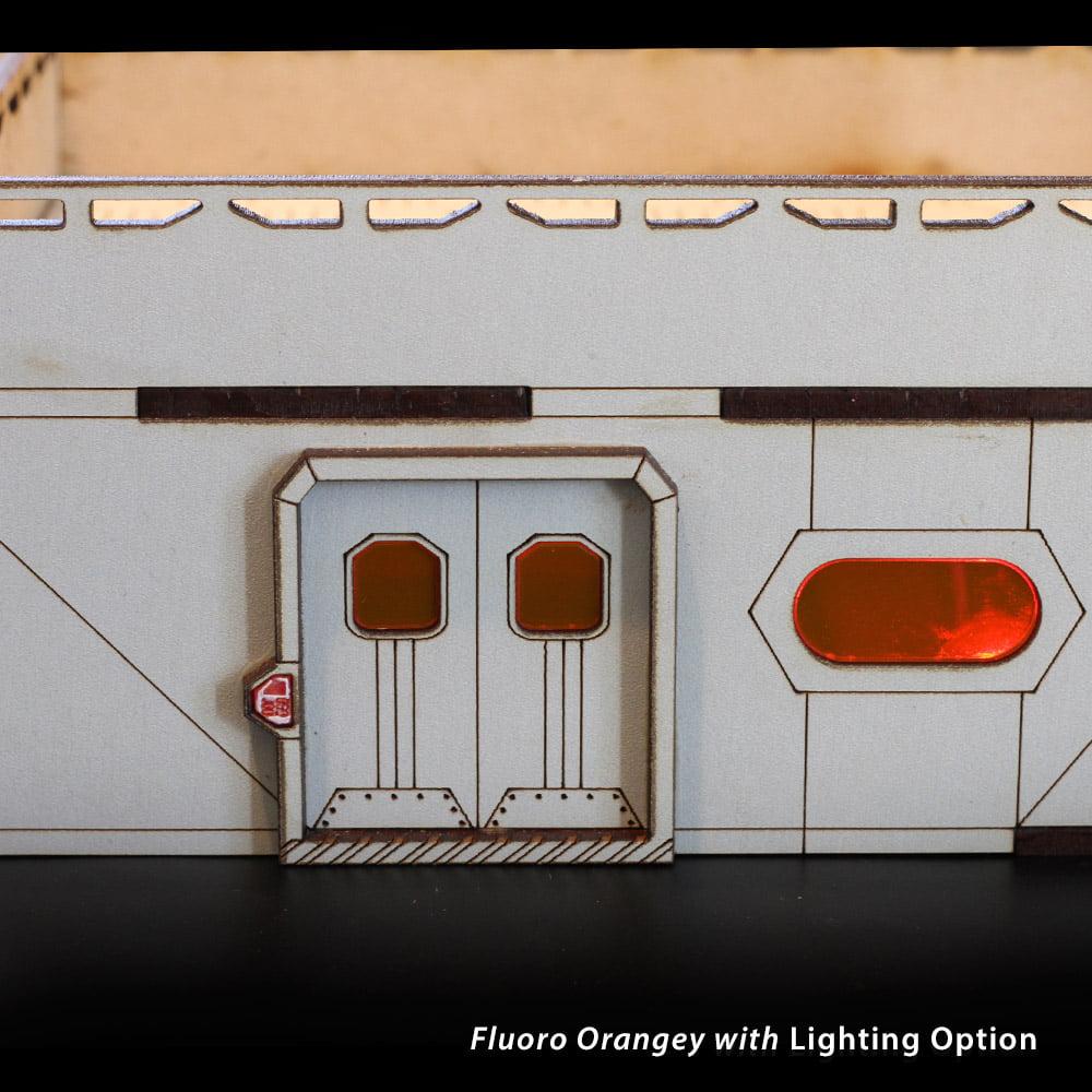 led lighting in mf terrain