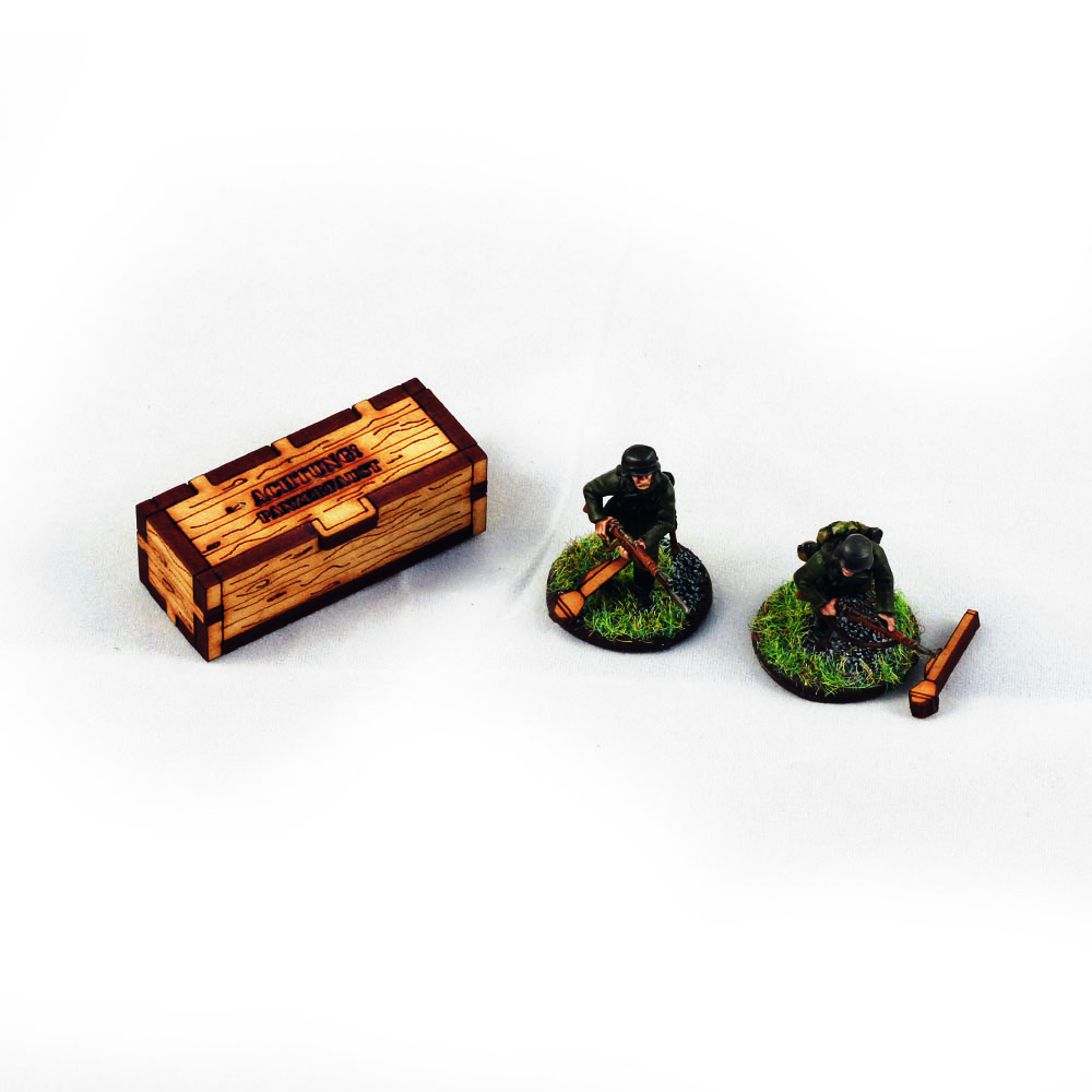 bolt action tokens for panzerfausts
