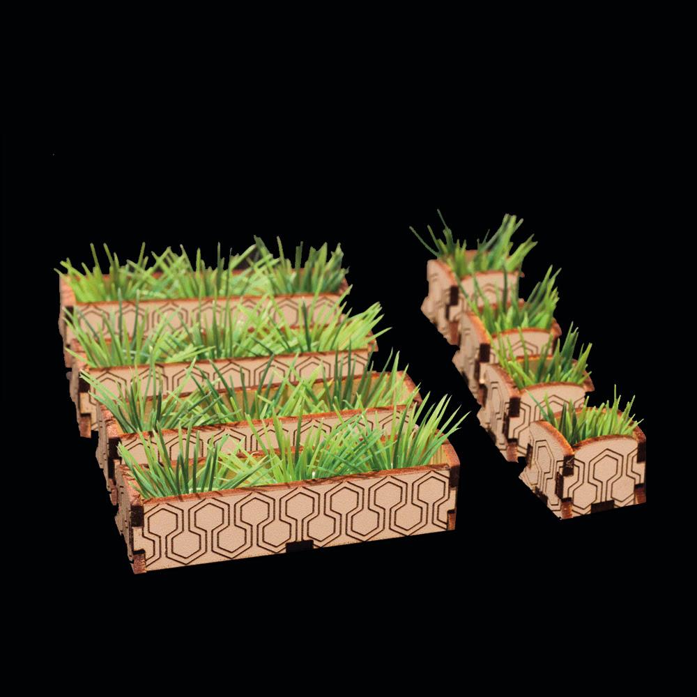 infinity planter boxes