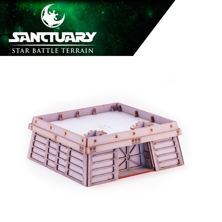 endor bunker for star wars legion
