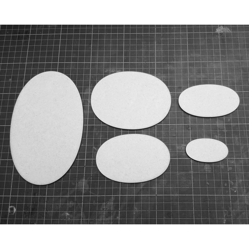 miniature bases for games workshop games age of sigmar and wh40k