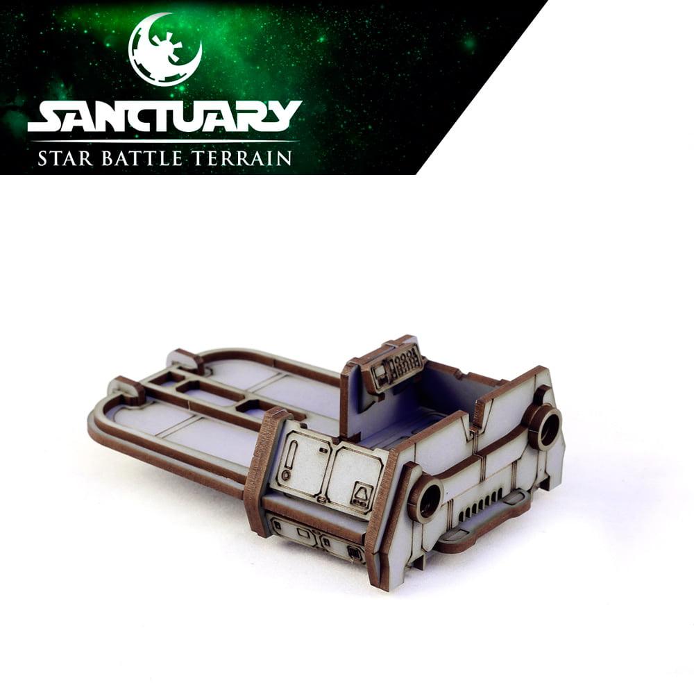 grav loader vehicle for star wars legion