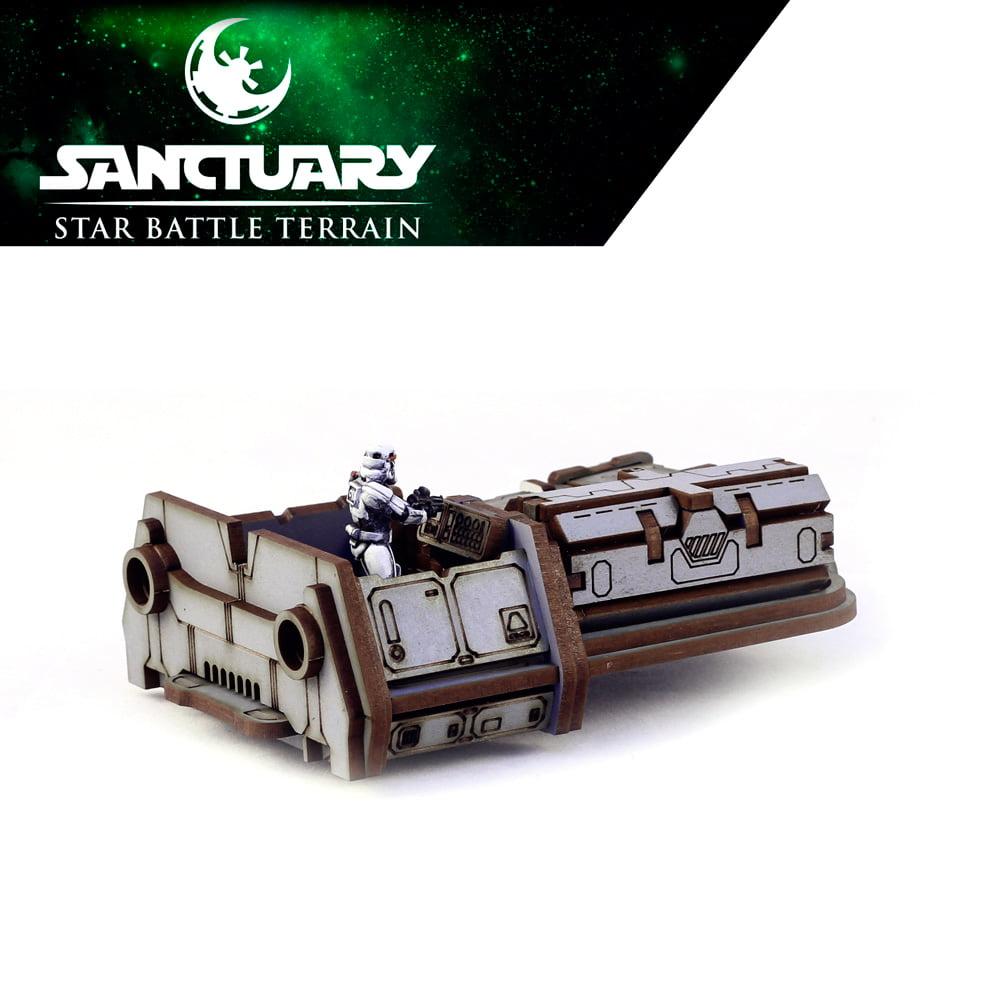 grav vehicle for star wars legion