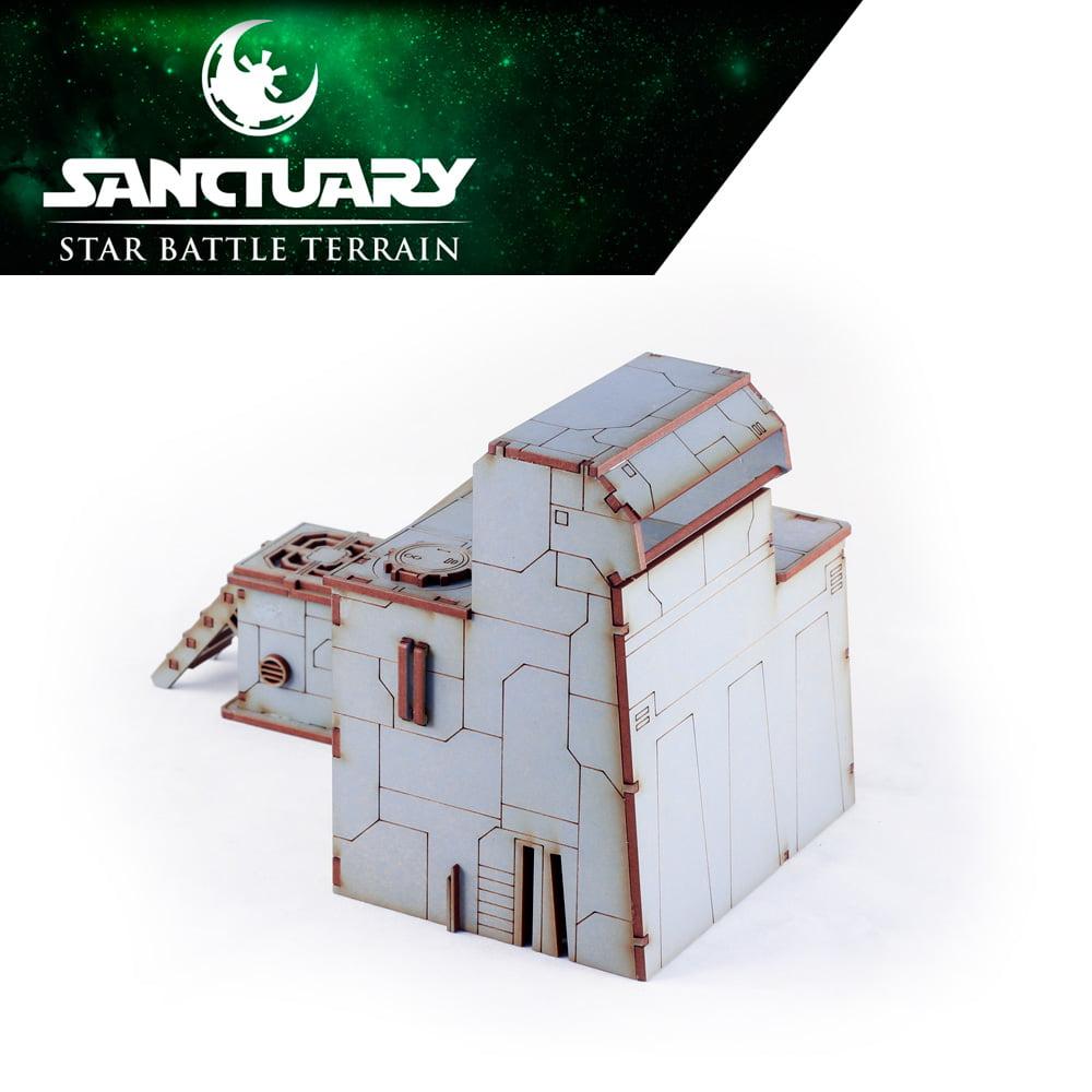 guard tower terrain piece for legion