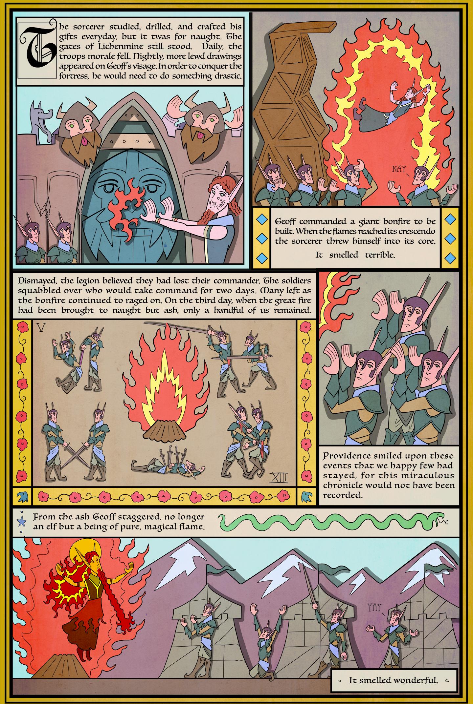 The Saga of Face Melt Mountain – Part 2