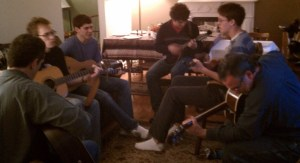 Thanksgiving Family Jam