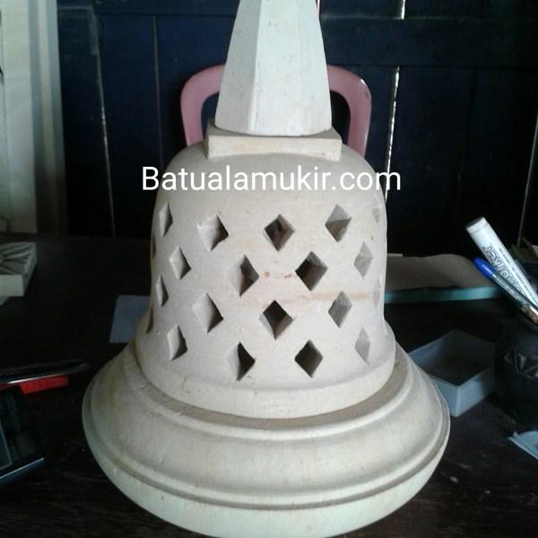 Lampion Stupa
