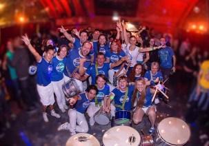 BATURIM/Noite de Samba im Fania Live 1