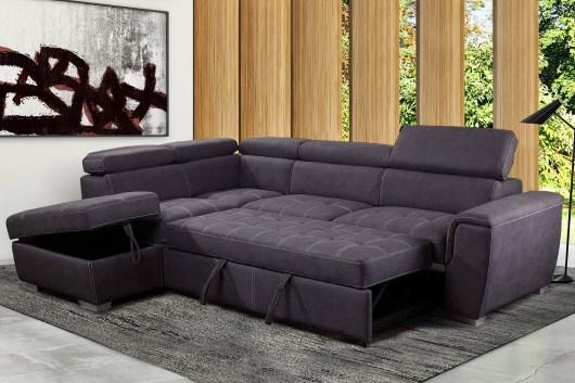 ספה שנפתחת למיטה ליוינג רום (3)