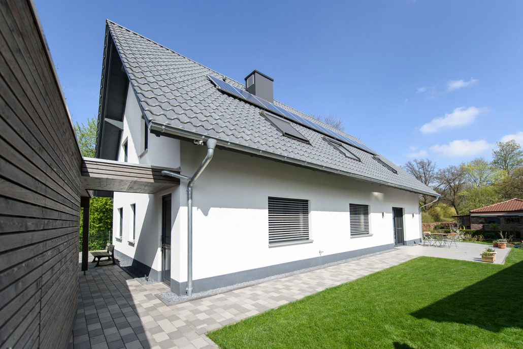 Holzrahmenhaus Roessler BAUART THIELE