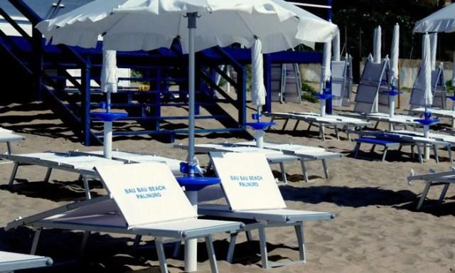 Bau Bau Beach Palinuro