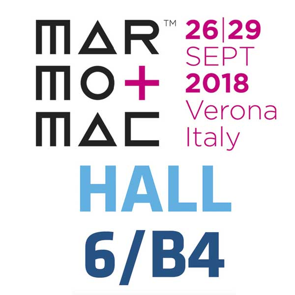 Bauce Bruno | Marmomac 2018 preview