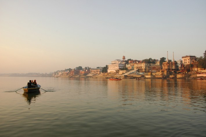 Varanasi - Ganges Sunrise