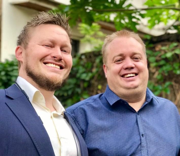 Håvar Bauck & Endre Opdal