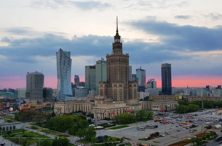 Warsaw Cultural Palace