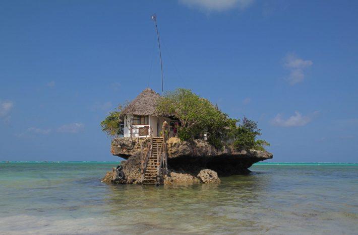 Zanzibar - The Rock restaurant