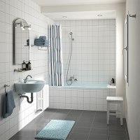 Neues Bad in Teilsanierung   bauen.com