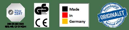 BauerWTS-certifikat