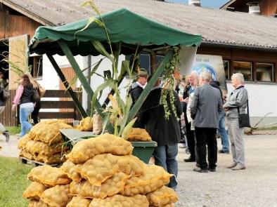 1. Oberdarfler Bauernherbst 2015, Foto: Mieming-Online.at/Knut Kuckel
