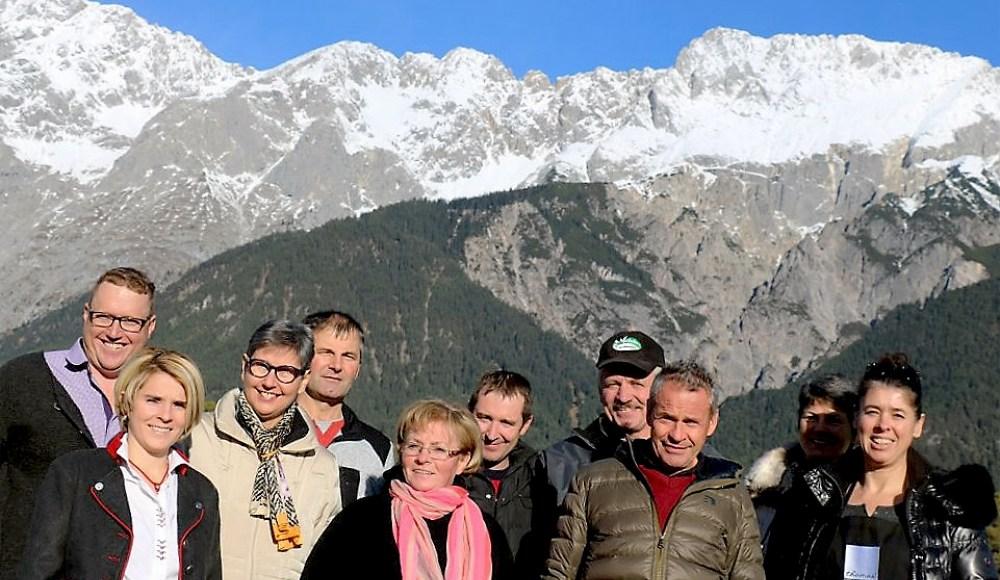 Steirer's Hofladele - Erfolgreiches Direktvermarkter-Konzept Mieminger Bauern, Foto: Knut Kuckel