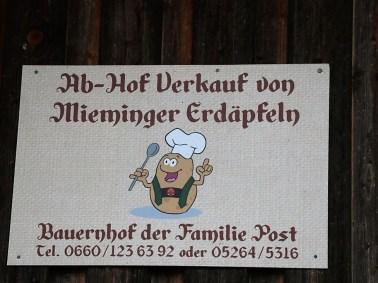 Täglich von 9.00 bis 17.00 Uhr: Kartoffeln, ab Hof, Foto: Bauernhof der Familie Post, Foto: Bauernhof Familie Post
