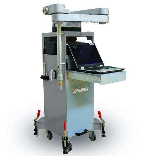 Elektronický merací systém Spanesi Touch