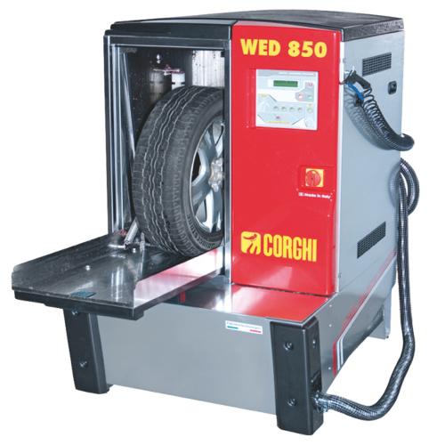 Umývačka kolies WED 850 Corghi