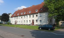 Objekt an der Bernhardstraße