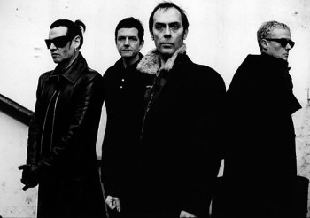 Bauhaus Announce Additional Reunion Shows in NYC and London