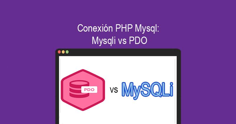 Conexión PHP Mysql