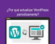 Por qué actualizar WordPress