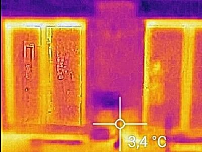 Checkliste Infrarot Thermo Wohnungsinspektion Freiburg Breisgau, Hausgeld prüfen, Beratung vor Kauf Eigentumswohnung Sachverständigenrat Gutachter Wohnungskauf
