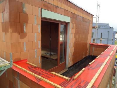 Baufeuchte an Wänden Bauüberwachung Baubegleitung Einfamilienhaus BQÜ Baukontrolle