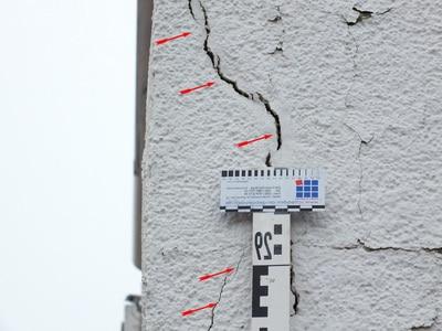 Beweissicherung vor Baubeginn, Baustelle, Bau, Kosten, Risse nach Baubeginn