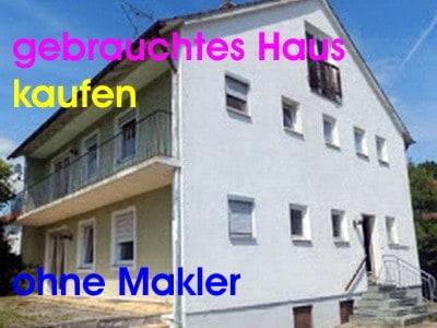 gebrauchtes Haus kaufen ohne Makler Baugutachter Baugutachten