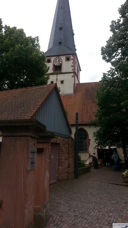Buergstadt-Main-Kirche