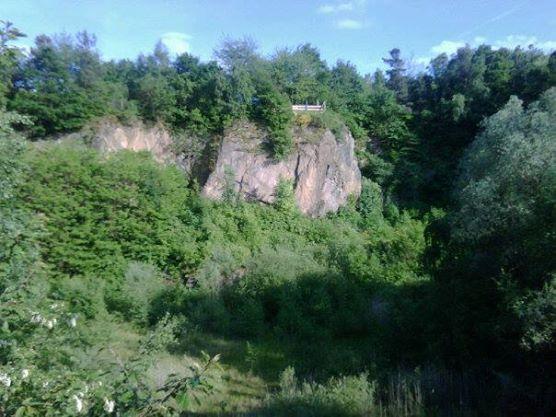 Wendelberg-Steinbruch